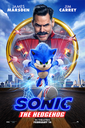 Sonic The Hedgehog YTS